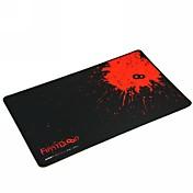 cojín de ratón profesional del primer juego de la sangre (41.5x25x0.2cm) - negro