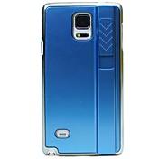 용 Samsung Galaxy Note Other 케이스 뒷면 커버 케이스 단색 PC Samsung Note 4