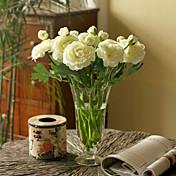 Seda Loto / Camellia Flores Artificiales