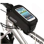 Bolsa para Bicicleta 1.5LLBolsa para Cuadro de Bici Antideslizante / Multifuncional / Pantalla táctil Bolsa para Bicicleta PVC / Terileno