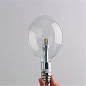 3 / 4.0 E26/E27 Bombillas LED de Globo G80 3 SMD 3528 800 lm Blanco Cálido / Blanco Fresco Decorativa AC 100-240 V 1 pieza