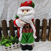 1 개 크리스마스 장식 산타 배낭 크리스마스 크리스마스 창 장식 크리스마스 장식품을 공급