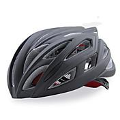 여성용 남성용 남여 공용 자전거 헬멧 21 통풍구 싸이클링 사이클링 산악 사이클링 도로 사이클링 레크리에이션 사이클링 원 사이즈 X라지: 63-67cm PC 탄소 섬유 +EPS EPS+EPU 화이트 레드 블랙 블루