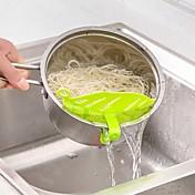 1개과일의 경우 / 야채에 대한 / 조리기구에 대한 / 쌀의 경우 플라스틱 친환경적인 / 고품질 / 크리 에이 티브 주방 가젯 / 노블티