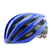 여성용 남성용 남여 공용 자전거 헬멧 18 통풍구 싸이클링 사이클링 산악 사이클링 도로 사이클링 레크리에이션 사이클링 원 사이즈 PC EPS 옐로우 화이트 레드 블루