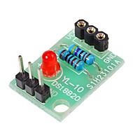 Uusi DS18B20 lämpötila-anturi Kilpi ilman DS18B20 Chip