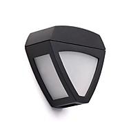 2-LED utomhus LED sol staket ljus vägglampa liggande utvikningsbrud vägen trädgård lampa