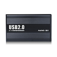 "maiwo 3,5 ""SATA USB 2.0 eksterne harddisken case hdd kabinett k3502u2s"