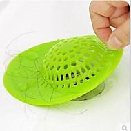Drain Catches Toilet / Bathtub / Zuhany Műanyag Több funkciós / Környezetkímélő