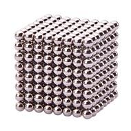 Mágneses játékok 512 Darabok 3 MM Mágneses játékok Építőkockák mágneses Balls Executive Toys Puzzle Cube Ajándék