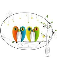 mini kannettava taittuva lintu veitsi matkustaa työkalu zirkonia hedelmä leikkuri (valikoituja väriä)