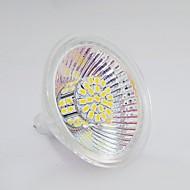 Mr16 3w 50x3020 120-150lm φυσικό λευκό / ζεστό λευκό φως led spot bulb (dc12v)