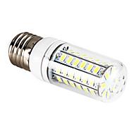 12W E14 / G9 / E26/E27 LED-maïslampen T 56 SMD 5730 1200 lm Warm wit / Koel wit AC 220-240 V
