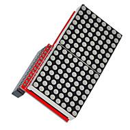 Raspberry Pi LED matrix ledet matriseskjerm bringebær sektor førte matrix modul