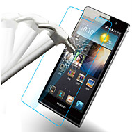 karkaistu lasi näyttö suojelija elokuva Huawei Ascend p6