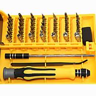 45 in 1 reparatie opening tool kit draagbare precisie schroevendraaiers demontage set