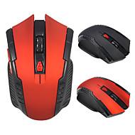 2400 dpi ajustable κουμπί ασύρματα ποντίκια οπτικό ποντίκι 2.4GHz μίνι δέκτης USB 2.0 για desktop pc laptop