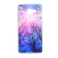 Mert Samsung Galaxy tok Minta Case Hátlap Case Látvány TPU Samsung A7(2016) / A5(2016) / A3(2016) / A7 / A5 / A3