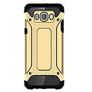 For Samsung Galaxy etui Stødsikker Vandtæt Etui Bagcover Etui Armeret PC for Samsung J7 (2016) J5 (2016) J1 (2016) J1 Mini