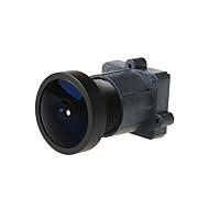 Laajakulmaobjektiivi Kameraobjektiivi varten Gopro 3 Gopro 3+ Gopro 2Lautailu Universaali AUTOMAATTINEN Asevoimat Moottorikelkkailu
