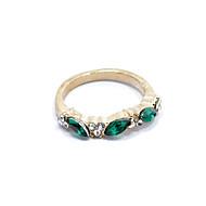 Žene Prstenje sa stavom Moda kostim nakit Umjetno drago kamenje Legura Jewelry Jewelry Za Dnevno
