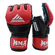 Γάντια του μποξ Γάντια για σάκο του μποξ Γάντια προπόνησης μποξ για Πυγμαχία Μουάι Τάι Χωρίς ΔάχτυλαΔιατηρείτε Ζεστό Αναπνέει