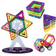 Mágneses játékok 93 Darabok MM Stresszoldó Barkács készlet Mágneses játékok Építőkockák 3D építőjátékok Fejlesztő játék Tudományos játékok