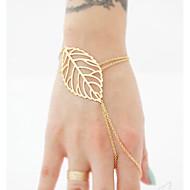 Naisten Ranneketjut Rannekoru-sormukset Korut Bohemia Style Käsintehty pukukorut Metalliseos Circle Shape Korut Käyttötarkoitus