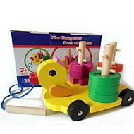 Építőkockák Ajándék Építőkockák Újdonságok, geg játékok Kacsa Fa 2 és 4 éves 5 és 7 éves Játékok
