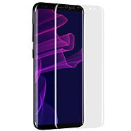 Edzett üveg High Definition (HD) 2.5D gömbölyített szélek Karcolásvédő Kijelzővédő fólia Samsung Galaxy