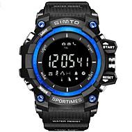 Męskie DZIECIĘCESportowy Wojskowy Do sukni/garnituru Inteligentny zegarek Modny Unikalne Kreatywne Watch Na codzień Zegarek cyfrowy