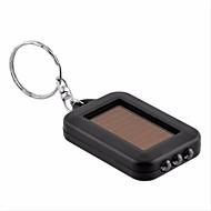 Muu LED taskulamput LED avaimenperät turvavalot Yövalo LED gadgetit Patteri Aurinkokenno