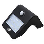 ywxlight® insan vücudu indüksiyon 3w su geçirmez led güneş ışığı lambalar bahçe lambaları açık peyzaj çim lamba güneş duvar lambaları 1