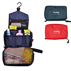 여행용 세면도구 가방 용 남성용 여성 여행용 보관함오렌지 다크 블루 레드 블루