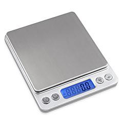digitális lcd konyhai mérleg 0,1 g (- 2000g)