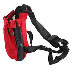 Hond Dragers & Reistassen voorzijde Backpack Huisdieren manden Effen draagbaar Oranje Paars Rood Blauw Roze