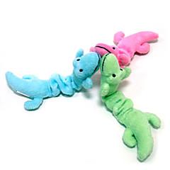 Zabawka dla kota Zabawka dla psa Zabawki dla zwierząt Zabawki Pluszowe Dinozaur Kreskówka Tekstylny Green Niebieski Różowy