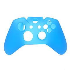 Pele de silicone para XBOX 0NE Controller (azul)