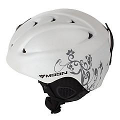MOON Hjelm Dame Herre Bjerg Halv Skald Sportshjelm Skihjelm CE Vej Cykling Cykling Snesport Ski Snowboarding