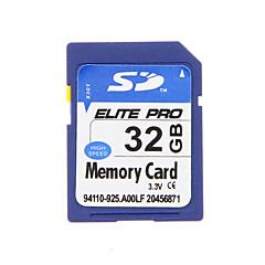 elite pro hoge kwaliteit 32gb sdhc sd-geheugenkaart