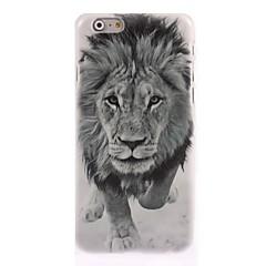 Voor iPhone 8 iPhone 8 Plus iPhone 7 iPhone 7 Plus iPhone 6 iPhone 6 Plus Hoesje cover Patroon Achterkantje hoesje dier Hard PC voor Apple
