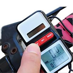Ποδηλασία/Ποδήλατο Υπολογιστής ποδηλάτουΧρονόμετρο Αδιάβροχη Ρολόι Ένδειξη Θερμοκρασίας Av - Μέση ταχύτητα Ρυθμίστε (km / m) Νυχτερινή