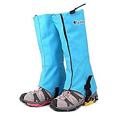 스키 게이터 여성의 / 남성의 / 남녀 공용 방수 / 보온 / 방풍 / 착용 가능한 스노우보드 폴리에스터 그린 / 그레이 / 블루 / 오렌지 솔리드 스키 / 스노우스포츠 / 스노우보드 가을 / 겨울