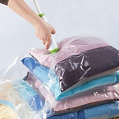 Säilytyslaukut / Tyhjiöpussit Tekstiili / Hiilikuitu kanssaOminaisuus on Kannelliset , Varten Alusvaate