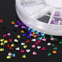 1set Gems,Meerkleurig