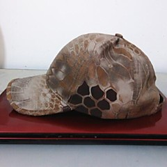 ESDY fiskeri udendørs vindtæt polyester camouflage hat baseball cap SunProof ørken hat