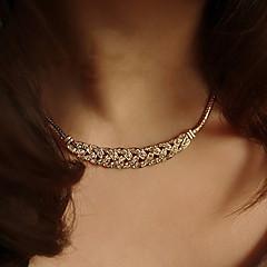Kadın's Gerdanlıklar Vintage Kolye Dövme Choker Mücevher Gümüş Kaplama Altın Kaplama Dövme Stili Moda kostüm takısı Mücevher Uyumluluk