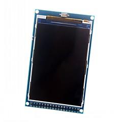 3,2 ιντσών TFT ips 480 x 320 262k χρωμάτων πλήρους γωνίας μονάδας LCD για Arduino mega2560