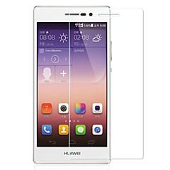 karkaistu lasi näyttö suojelija elokuva Huawei Ascend P7