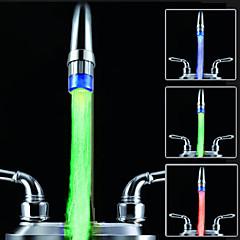 RGB 색상 온도 제어 범용 어댑터는 부엌 싱크대 수도꼭지 nozzl (물 온도 변화)를 주도